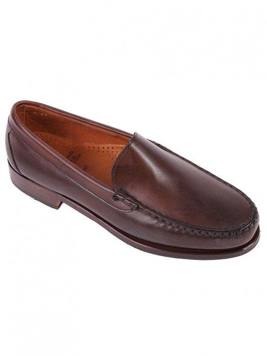 Allen Edmonds Sanibel Venetian Loafer in Brown