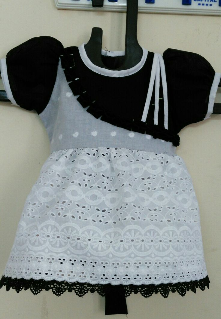 Beautiful baby frock made at blessings boutique. Contact us at :seematewatia2112@gmail.com