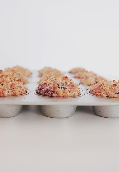 Blackberry Thyme Muffins | Recipe | Cooking recipes, Bacon and Black ...