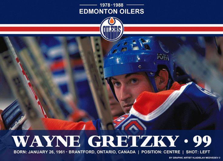 """Со ставшим родным для Гретцки """"Ойлерз"""" Великий выиграл 4 Кубка Стэнли! В августе 1988-го состоялся нашумевший обмен """"Эдмонтона"""" с """"Лос-Анджелес Кингз"""" и получивший в НХЛ историческое название The Trade - лучший за всю историю """"Нефтяников"""" игрок клуба переехал в Калифорнию. #хоккей #канада #обмен #трейд #звезда #НХЛ #легенда #NHL #icehockey #edmontonoilers #LosAngelesKings"""