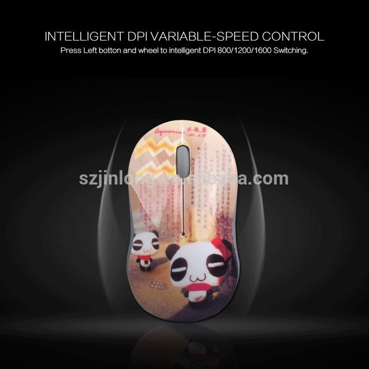 .4 G Hz Wireless Mouse USB Receiver Wireless Laser Mouse rechargeable