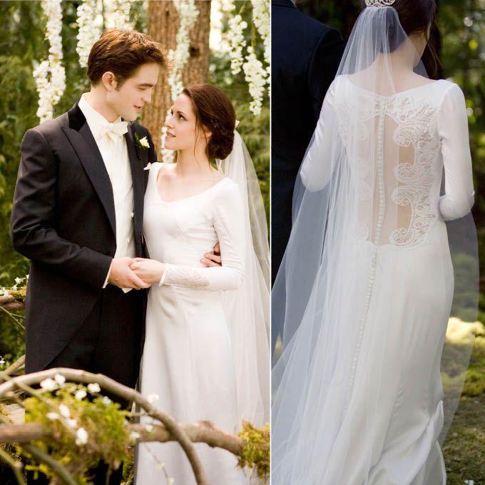 Brides: Get The Look: Kristen Stewart's Breaking Dawn Wedding Dress | Wedding Dresses | Brides.com | Wedding Dresses Style