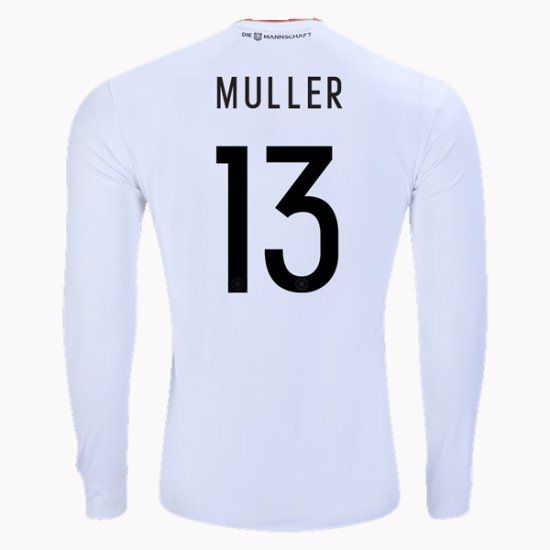 2017 Germany Soccer Team LS Home #13 Muller Replica Football Shirt 2017 Germany Soccer Team LS Home #13 Muller Replica Football Shirt | acejersey.org [I00692] - $27.99 : Cheap Soccer Jerseys,Cheap Football Shirts | Acejersey.org