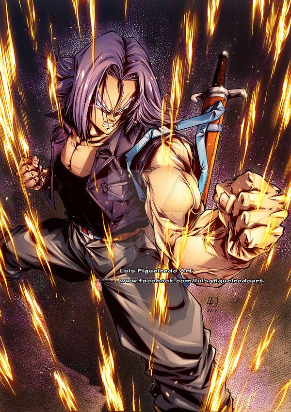 by Quirkilicious on DeviantArt Dragon Ball Gt, Fan Art, Geeks, Manga Dragon, Dbz Characters, Dragon Images, Art Graphique, Anime Demon, Animes Wallpapers