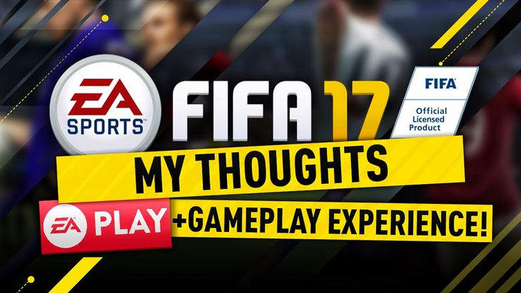 FIFA 17 GAMEPLAY FIRST IMPRESSIONS!! - GAMEPLAY EXPERIENCE  Twitter - https://www.twitter.com/Epsilon_Gorilla  Twitch - http://www.twitch.tv/ahugegorilla  Make sure to leave a like on the video! Subscribe! And leave a comment.   #Experience #FIFA #first #Gameplay #IMPRESSIONS