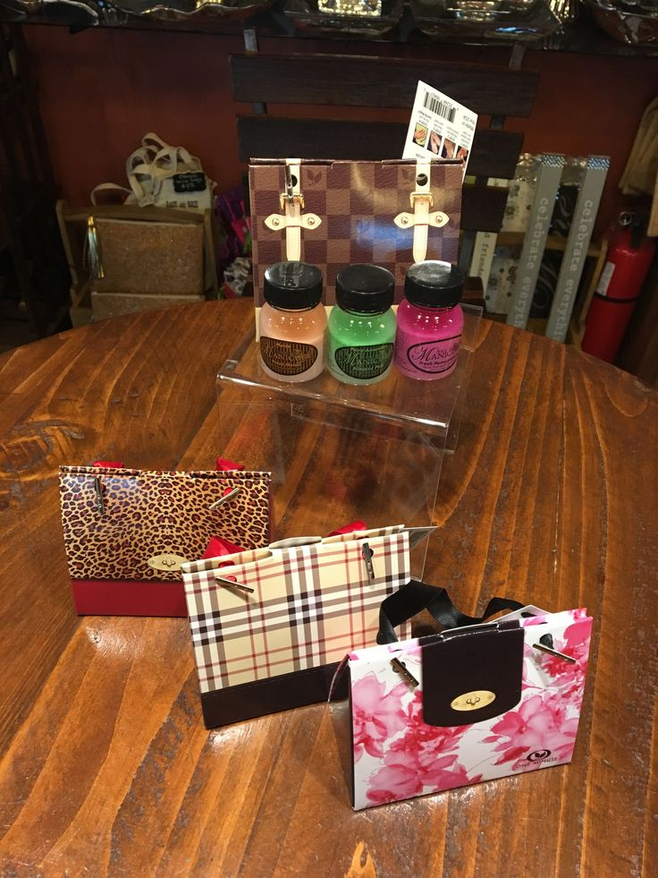 Designer Spa Purse Gift Set by One Minute Manicure