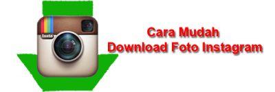 Tutorial Android Indonesia: Cara Mudah Download Foto Instagram Di Android 100%...