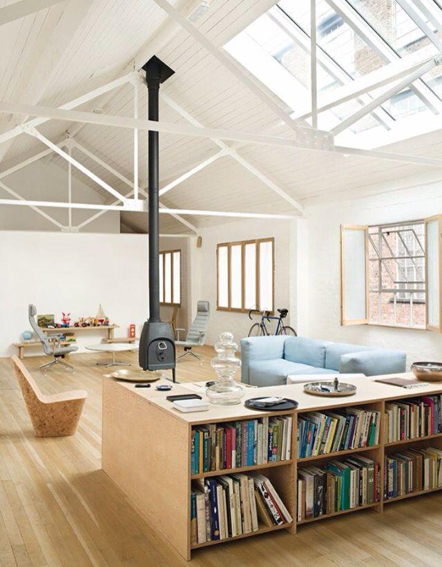 Jasper Morrison casa-estudio de Londres