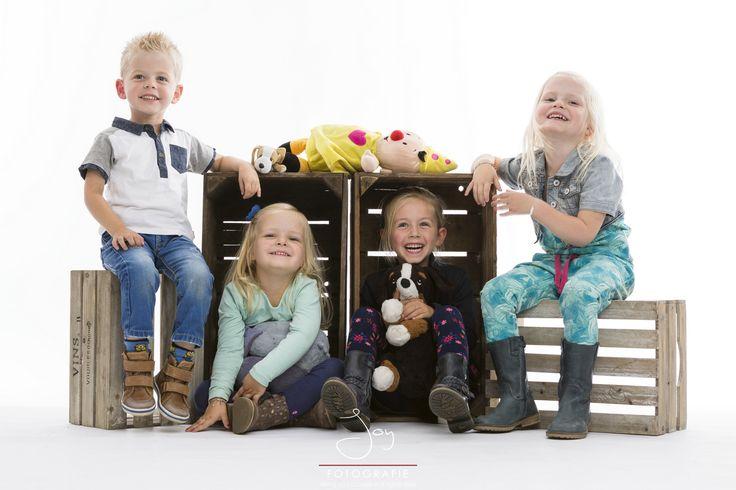 Kinder Fotoshoot Familie Lipman