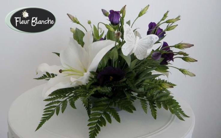 Perle du Mariage - pentru o nunta ca o bijuterie  http://www.florariafleurblanche.ro/produs/perle-du-mariage
