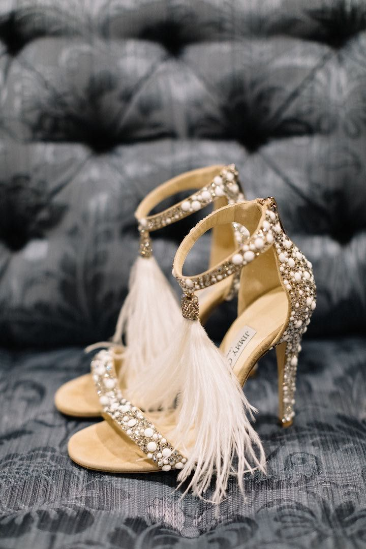 Featured Photographer: Sincereli Photography; wedding shoes idea