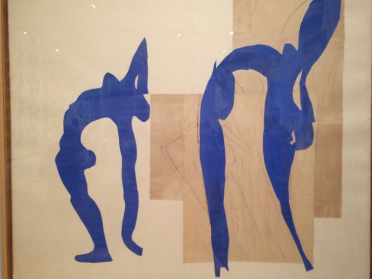 The Acrobats, Matisse