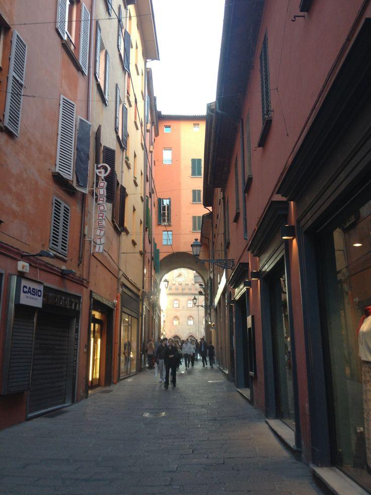 Bologna - the historic centre