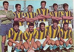 Equipo que disputara la Recopa Sudamericana de Clubes, gracias al subcampeonato en la Copa Argentina de Clubes de 1969