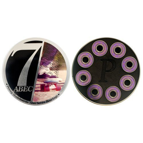 Penny Abec 7 Skateboard Bearings - One Size by Penny. Penny Abec 7 Skateboard Bearings - One Size. One Size.