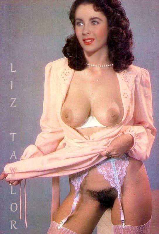 Elizabeth Taylor : Nue sur une photo, un cadeau de