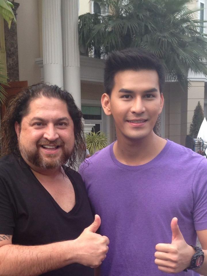 Thai Celebrity With Dr. Sunil Phol