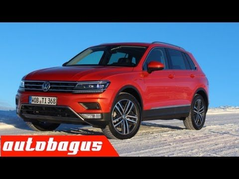 2018 Volkswagen Tiguan Walkaround Exterior and Interior VW