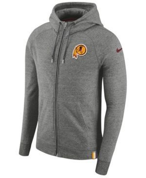 NIKE MEN'S WASHINGTON REDSKINS FULL-ZIP HOODIE. #nike #cloth # https://www.fanprint.com/licenses/washington-redskins?ref=5750