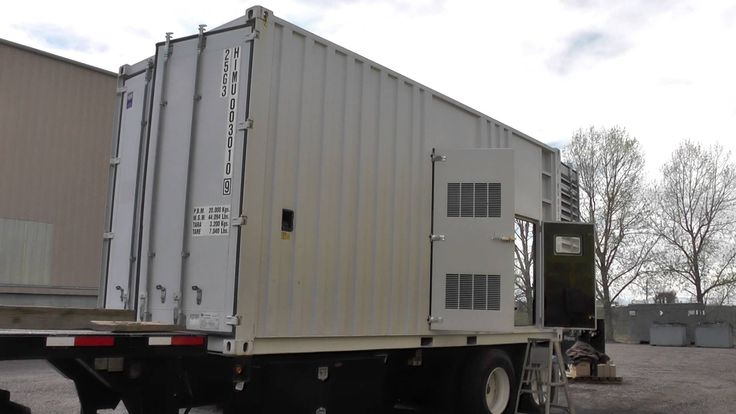Load Bank Testing Video! 1025 kW Mitsubishi Mobile Diesel Generator Set – 480 V, Used Standby Genset #86832. Video shows Mitsubishi 1025 kW portable diesel generator set being load bank tested. Trailer-mounted SAE, 2010, fuel tank, 480 Volt standby power, also has advanced DSE 8610 digital control panel!  #dieselgenerator #mitsubishi #portablegenerator  https://youtu.be/IxCb2DIpbdA