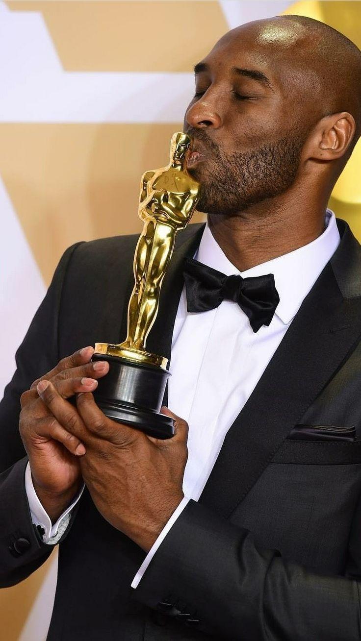 "Kobe Bryant Oscar Winner Wallpaper ""either you shut up or you can kiss my Oscar."" - Laura Ingraham, Fox News"