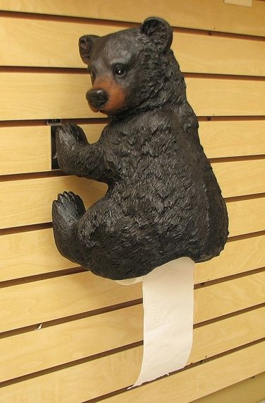 Does a bear shi...oh, nevermind... (from WTFPinterest.com)