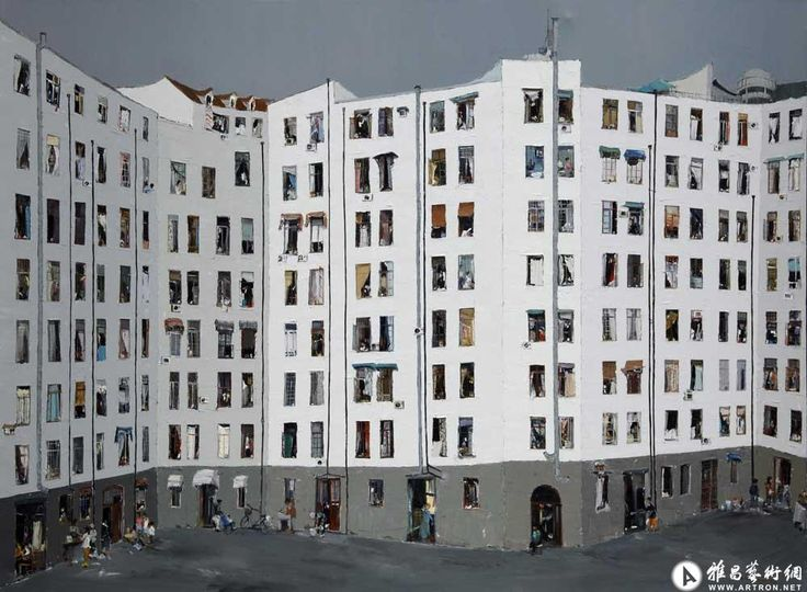 都市印象之折叠空间