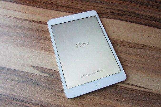 Apple podría presentar el iPad Air 3 y el iPad mini 5