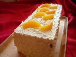 Prajitura cu crema de portocale, Rețetă Petitchef