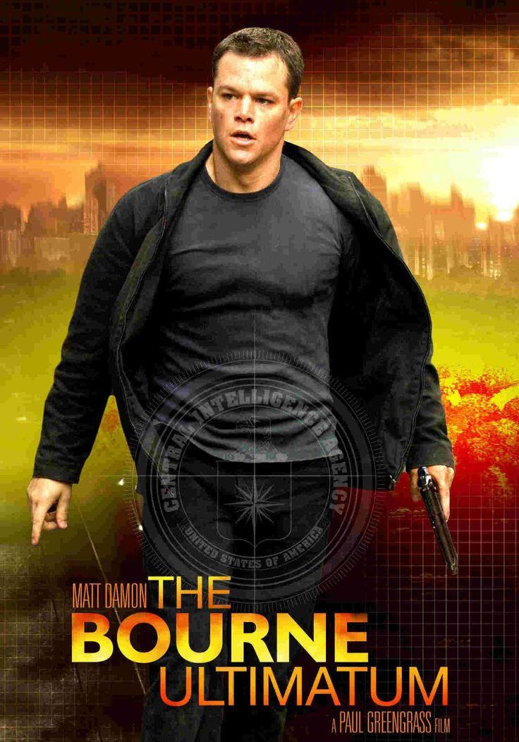 La mia prima regola è: spera per il meglio e aspettati il peggio.    (Cit. Jason Bourne: The Bourne Ultimatum)
