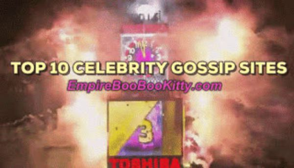Celebrity Gossip Sites Top 10 Countdown