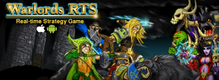 Warlords RTS Bring Real Time Strategy To Your iOS and Google Play | EGMNOW