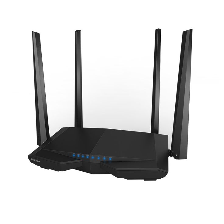 Tenda Dual Band 1200Mbps Wifi Router WI-FI Repeater  Wireless WIFI Router 11AC 2.4G/5.0G English Firmware AC6 free shipping
