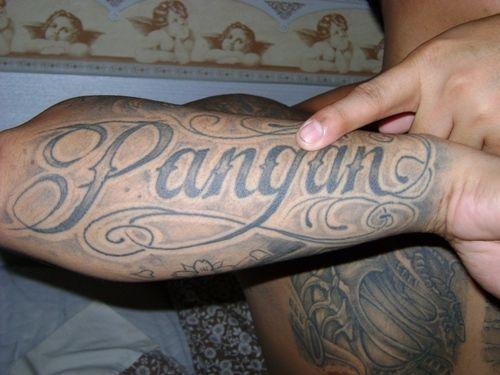 ... September 11 2012 at 500 × 375 in Cursive Tattoos Art Design