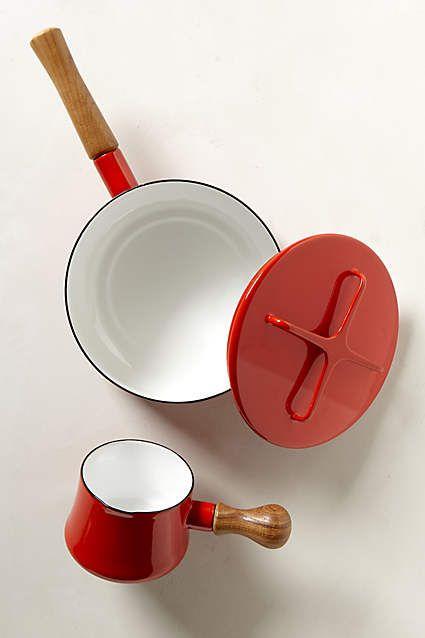 Dansk Kobenstyle Cookware - anthropologie.com #anthrofave #anthropologie