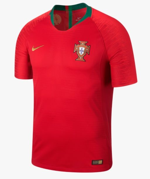 393893aa79b96 Camiseta de Portugal Mundial 2018