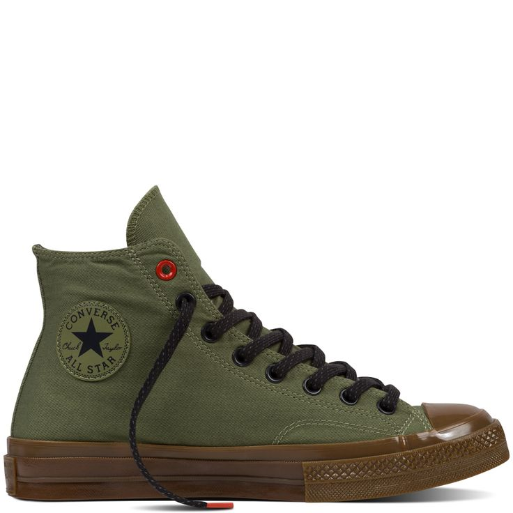 Chuck Taylor All Star '70 Canvas Fatigue Green fatigue green