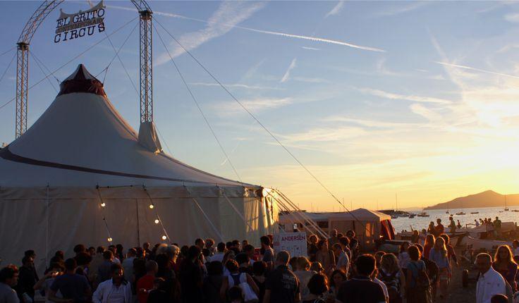 Circo El Grito, Sestri Levante, Italia