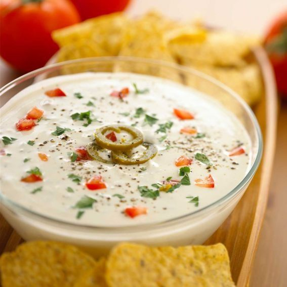 Recipe for Jalapeno Queso