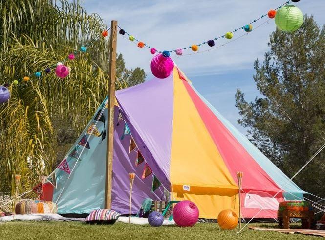 Stunning 32 Best DIY Tent in Backyard