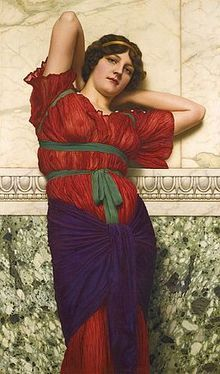 John William Godward — Wikipédia