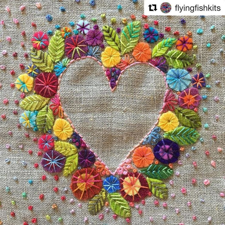 "2,529 Likes, 19 Comments - Babi Bernardes (@bordados_e_bordadeiras) on Instagram: ""@flyingfishkits #applique #handembroidery #needlework #bordado #embroidery #broderie #ricamo"""