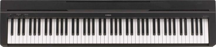 Amazon.com: Yamaha P Series P35B 88-Key Digital Piano (Black): Musical Instruments