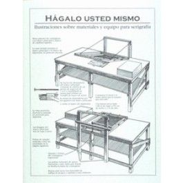 Hagalo Usted Mismo: Serigrafia - Signs of the Times & Screen Printing en español - Signage and Graphics - Shop By...