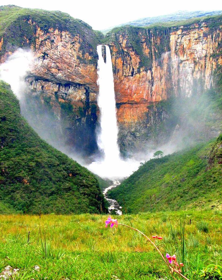 Logtour | 15 lugares mais belos do mundo. Serra do Espinhaço, Minas Gerais - Brasil