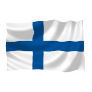 Design: Finnland Flagge