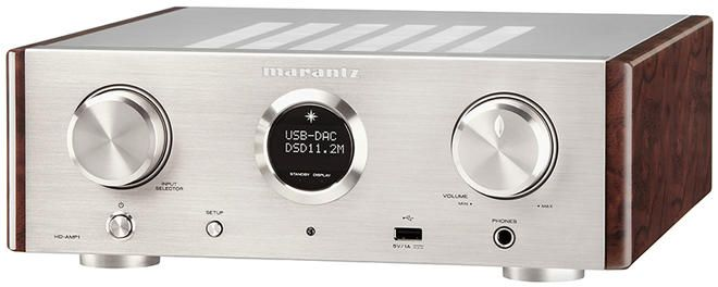 HD-AMP1 SILVER GOLD