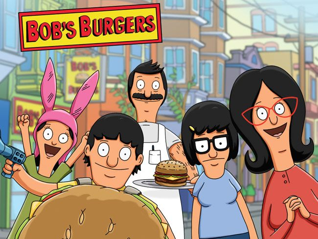 Bob's Burgers.: Favorite Tv, Favorite Moviestv, Cartoon, Seasons, Tv Show, Funny, Bobs Burgers, Families, Animal