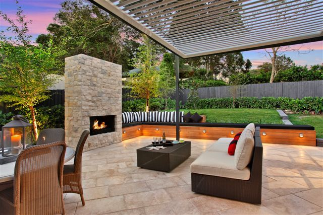 Natural Stone for the outdoors