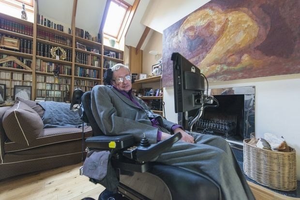 Intel torna público software que permite Stephen Hawking falar - IDG Now!